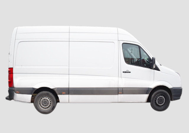 Mend Vehicles, Vans