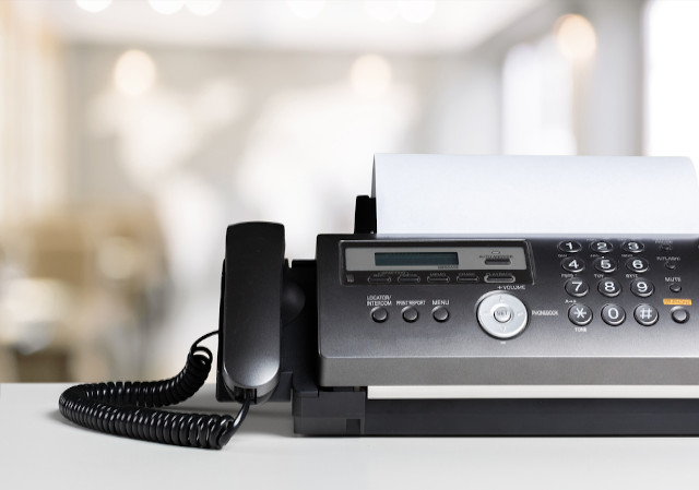 Office Appliances, Fax Machines