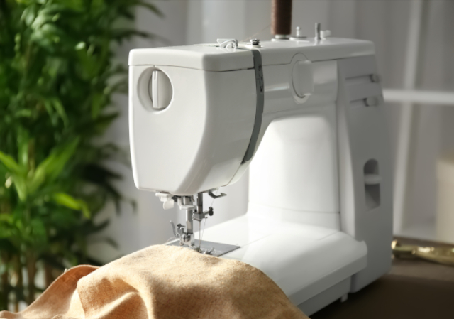 Mend Household Appliances, Sewing Machines