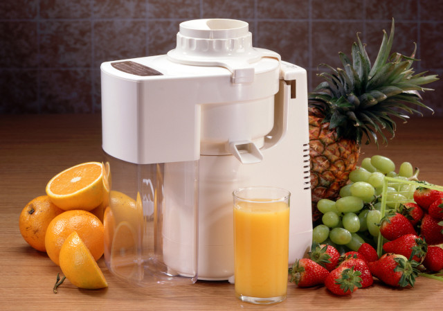 Kitchen Appliances, Juicers