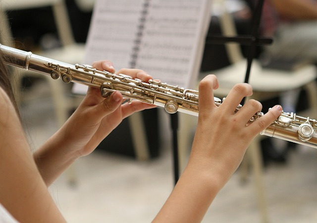 Musical Instruments, Flutes