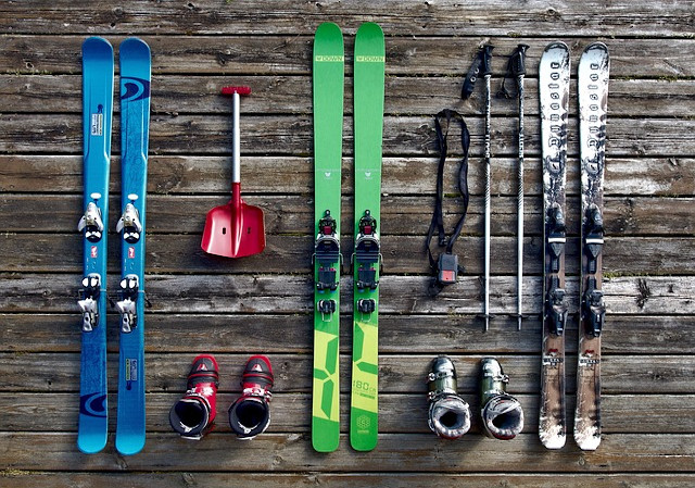 Mend Leisure Equipment, Skiing Gear